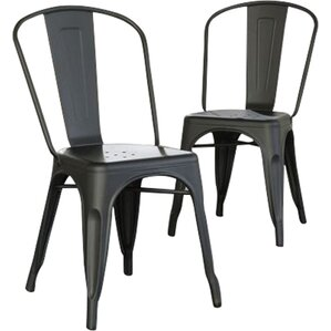 Cafe Side Chair (Set of 2) by Trent Austi..