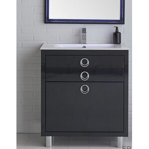 Navy Bathroom Vanity Wayfair