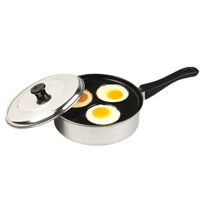 3 Cup Egg Poacher