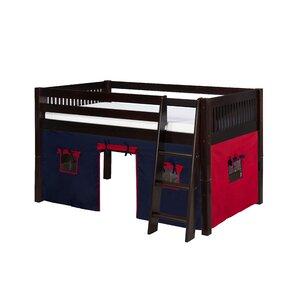 Isabelle Twin Low Loft Bed..