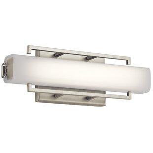 LED Bathroom Vanity Lighting Youu0027ll Love | Wayfair