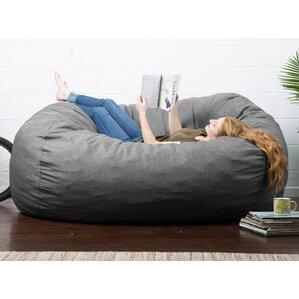 big joe lux bean bag sofa - Oversized Bean Bag Chairs