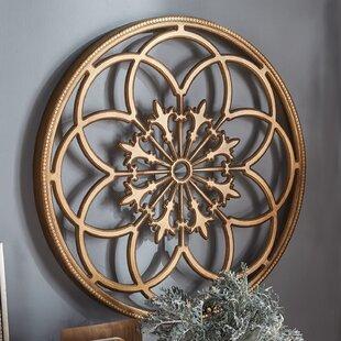 Round Medallion Wall Decor | Wayfair