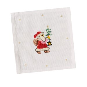 Santa Cocktail Napkin (Set of 4)