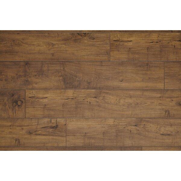 Mannington Restoration Wide Plank 8 X 51 12mm Woodland Maple Laminate Flooring In Fawn Wayfair