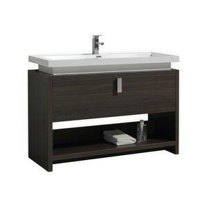 Modern Bathroom Vanities Under 500 48 inch bathroom vanities you'll love | wayfair
