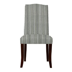 Guttenberg Mesh Parsons Chair (Set of 2) by Latitude Run