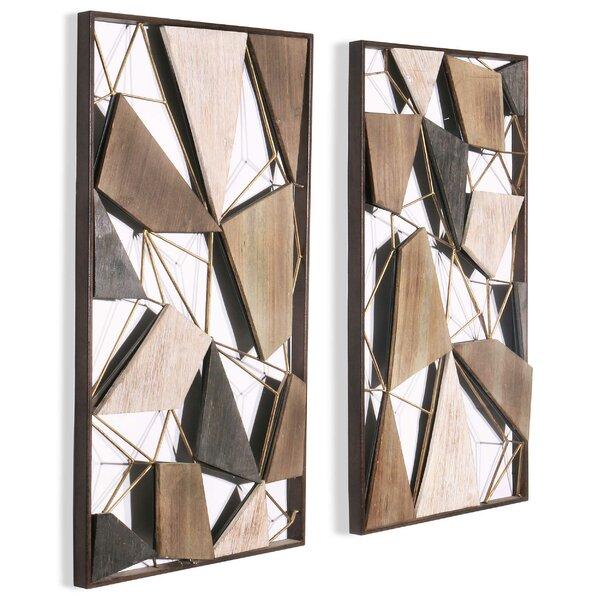 metal wall art compass wayfair