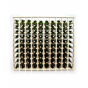 Premium Cellar Series 100 Bottle Floor Wine Rack