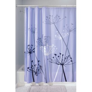 Thistle Single Shower Curtain