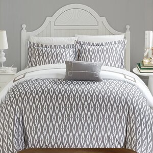 Kendall 8 Piece Reversible Duvet Set