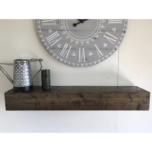 Kaydence Wood Floating Shelf