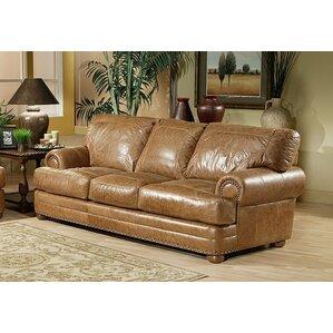 Omnia Leather Wayfair - Leather furniture houston