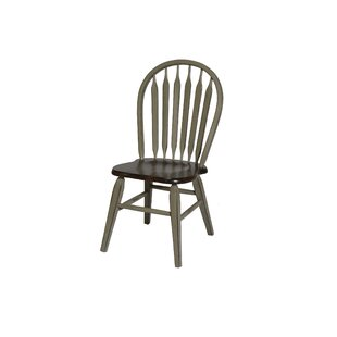 Adalberto Solid Wood Dining Chair