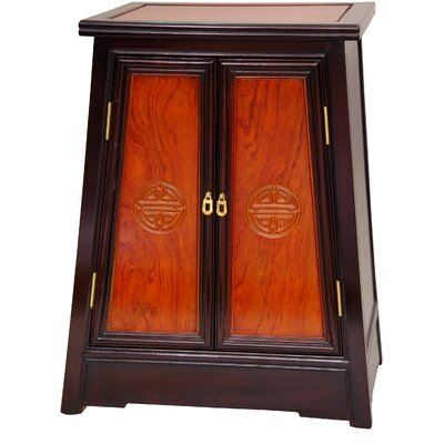 Long Life Accent Cabinet. By Oriental Furniture