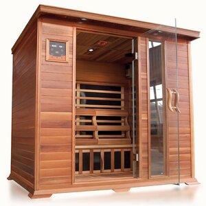 3 Person FAR infrared Sauna