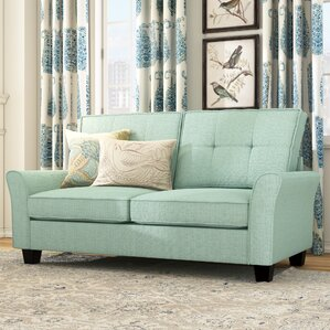 Mcneely Loveseat by Darby Home Co
