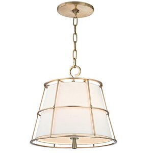Arika 2-Light Foyer Pendant