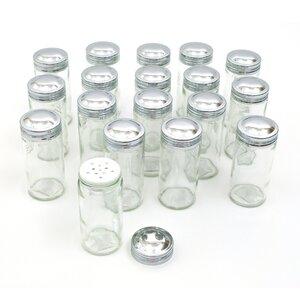 Spice Jars (Set of 18)