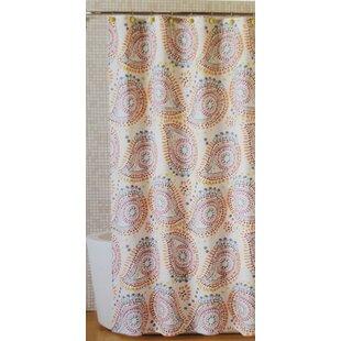 Nevada Lagrimas De Mandala Shower Curtain