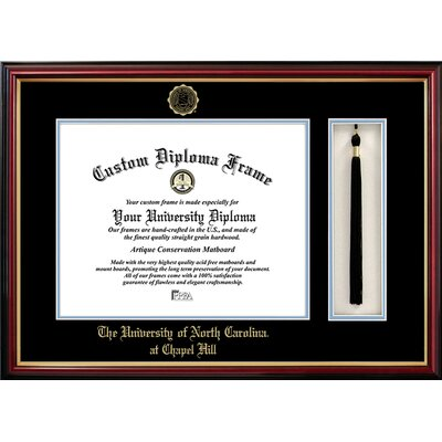 Campus Images NCAA Tassel Box and Diploma Picture Frame | Wayfair