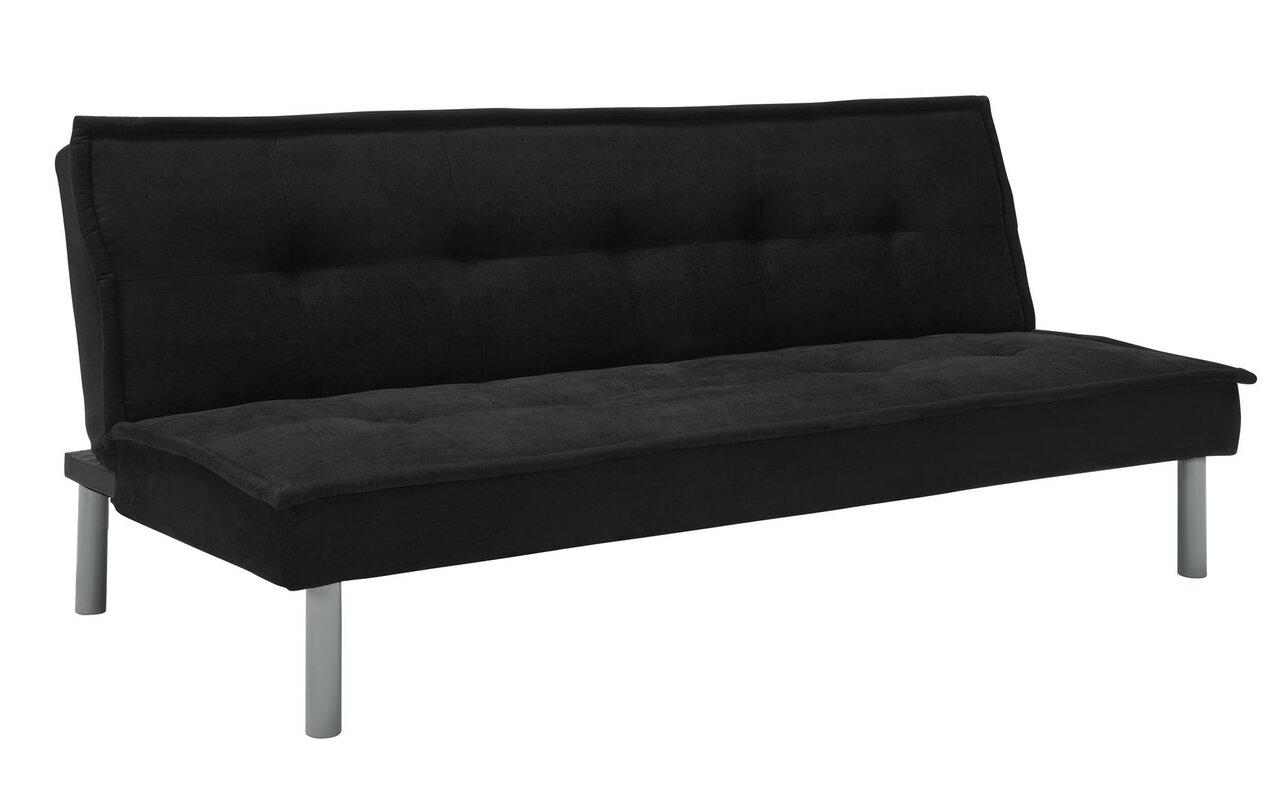 jaden convertible futon zipcode design jaden convertible futon  u0026 reviews   wayfair  rh   wayfair
