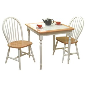 Esmeralda 3 Piece Dining Set by August Gr..