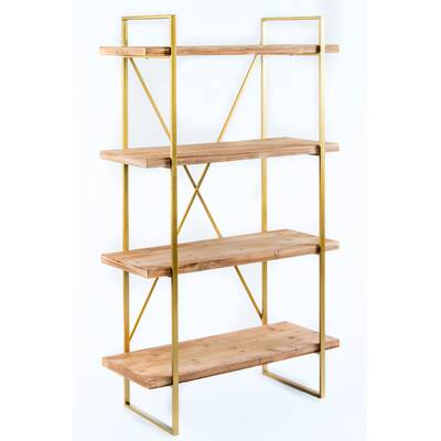 Mistana Damon Etagere Bookcase Reviews