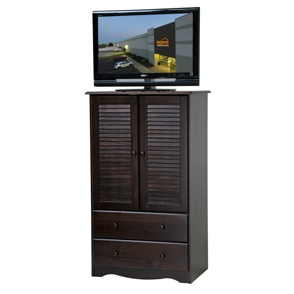 palaceimports petite tv armoire reviews. Black Bedroom Furniture Sets. Home Design Ideas