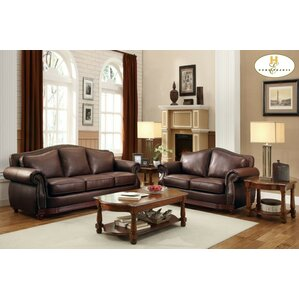Leather Living Room Sets Youll Love Wayfair - Wayfair living room sets