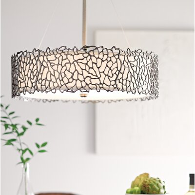 kichler dining room lighting armstrong. 4light drum pendant by kichler dining room lighting armstrong l