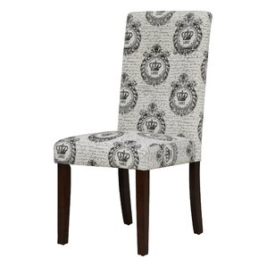 Ekaterina Parsons Chair (Set of 2) by Opheli..