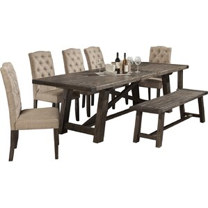 Colborne 8 Piece Dining Set by Laurel Foundry Modern Farmhouse