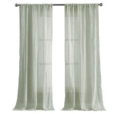 Green Curtains Amp Drapes Joss Amp Main