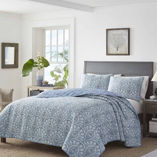 Tommy bahama bedding birch lane sea sparkle 2 piece quilt set by tommy bahama bedding gumiabroncs Gallery