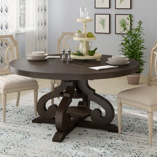 Kenworthy Solid Wood Dining Table