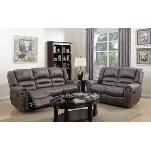Geralyn 2 Piece Living Room Set by Williston Forge