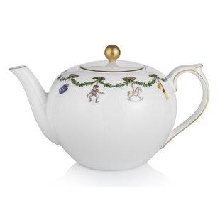 Christmas Teapot