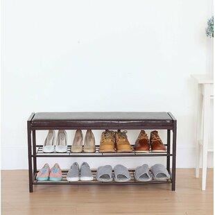 Tall Narrow Shoe Rack Wayfair
