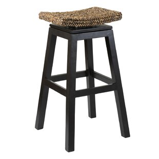 Oriana Swivel 29.5 Bar Stool