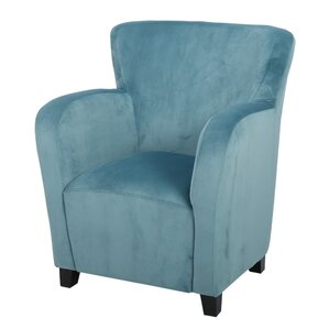 Kelsey Wing back Chair by Latitude Run