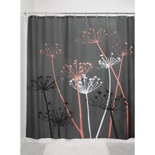 Navy Shower Curtain