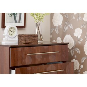 diosa 4 drawer single dressing table
