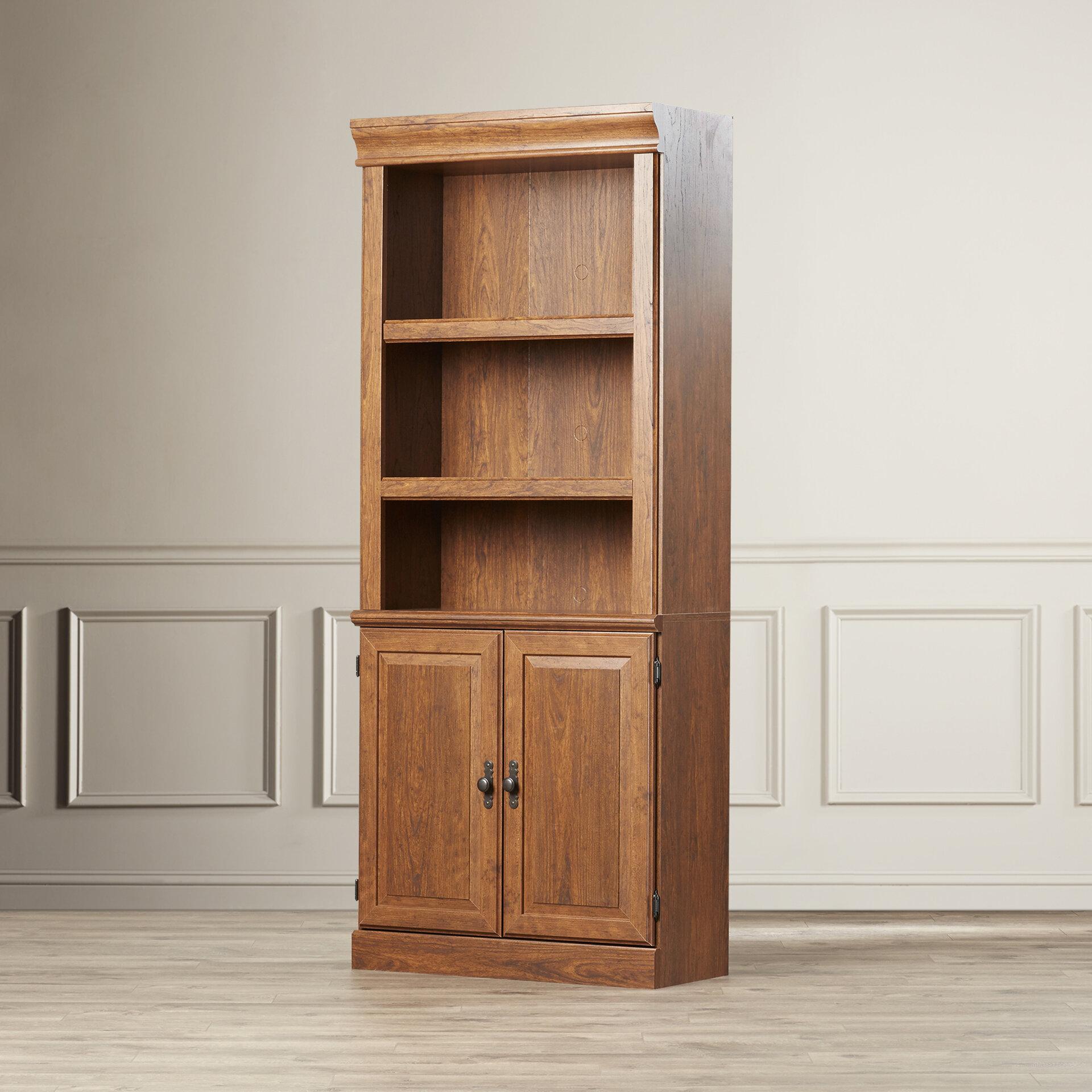Charlton Home Oxford Standard Bookcase & Reviews | Wayfair