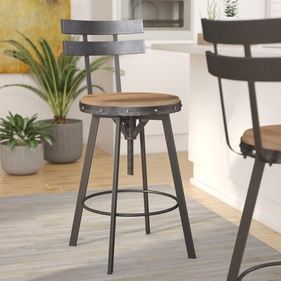 Awesome Bolt Down Bar Stool