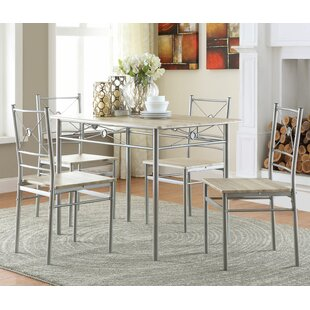 Dining Table Kitchen Kitchen dining room sets youll love kieffer 5 piece dining set workwithnaturefo