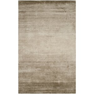 Mirage Hand-Woven Gray Area Rug
