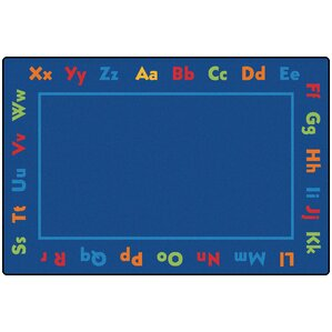 Value Plus Alphabet Area Rug