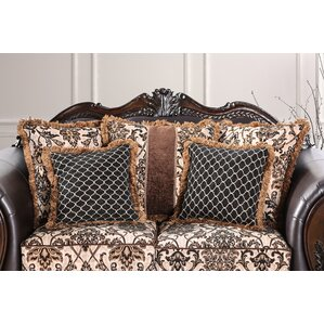 Astoria Grand Dolman Traditional Loveseat Image