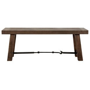 Axel Wooden Dining Bench